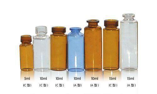 山东口服液瓶厂家图片
