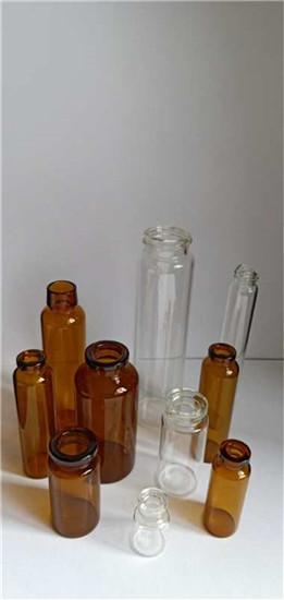 低硼硅口服液瓶图片